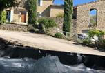 Hôtel Beaumettes - Bacchus en Luberon-2