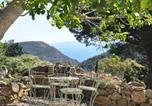 Location vacances Rio Marina - Villa Rosa dei Venti Exclusive Ferienwohnung Elba Island Garden & Panorama Porto Azzurro Holiday House-1
