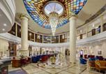 Hôtel Moscou - Moscow Marriott Royal Aurora Hotel-2