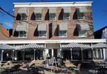 Hôtel Terschelling - Badhotel Bruin-1