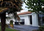 Location vacances Fornillos de Fermoselle - Modern Villa in Brives-sur-Charente with Private Pool-3
