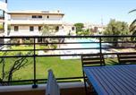 Location vacances  Haute Corse - L'Ile-Rousse Villa Sleeps 4 Pool Air Con Wifi-2