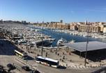 Location vacances Marseille - Top Vieux Port 70 m2 vue balcon-2