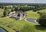 Hôtel 5 étoiles Caen - Manoir de Cléronde-1