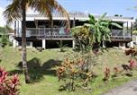 Location vacances Deshaies - Bungalow Residence Petite Anse I-2