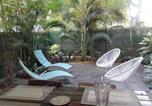 Location vacances  Réunion - T2 au coeur de Ermitage à 300 mètres du lagon-3