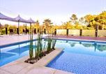 Hôtel Villa General Belgrano - Grateus Luxury Apart & Spa-1