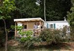Camping avec Piscine Cassagnes - Camping Valenty-1