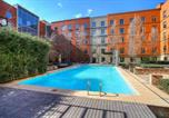 Location vacances Johannesburg - Melrose Arch Luxury Apartment-3