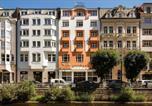 Hôtel Karlovy Vary - Dvorak Spa & Wellness-2