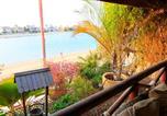 Location vacances Dubaï - Villa Jumeirah - Front E-3