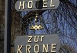 Hôtel Bad Bocklet - Hotel zur Krone-3