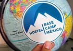 Hôtel Mexique - Base Camp México-2