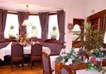 Hôtel Schramberg - Gasthaus Waldeslust-2