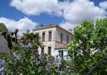 Hôtel Etauliers - Domaine La Fontaine B&B-1