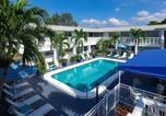 Hôtel Hollywood - May-Dee Suites in Florida-1