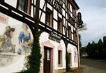Hôtel Halsbrücke - Landhotel Goldener Becher