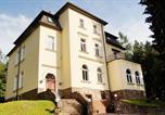 Location vacances Narsdorf - Parkhotel Muldental-1