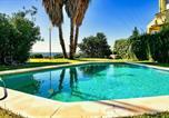 Location vacances Moclinejo - Añoreta Golf House Canovas-4