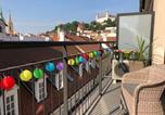 Location vacances Bratislava - Heart of the Old Town Apt - Terrace&View-1