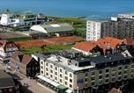 Hôtel Borkum - Aparthotel Kachelot-2