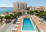 Location vacances Sant Antoni de Portmany - Aparthotel Don Pepe-1