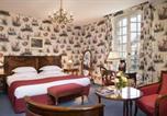 Hôtel 5 étoiles Saumur - Château D'artigny-2