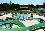 Camping avec Piscine Gaudonville - Camping Lac de Thoux-1
