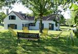 Location vacances  Indre - Maison Communauté de communes Brenne - Val de Creuse-Lureuil, 4 pièces, 5 personnes - Fr-1-591-50-1