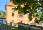 Hôtel Český Krumlov - Vila Lovců králových-2