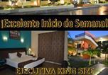 Hôtel Ciudad del Carmen - Hotel Taxaha-4