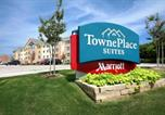 Hôtel Lewisville - Towneplace Suites Dallas/Lewisville-2
