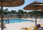 Camping avec Piscine Le Verdon-sur-Mer - Camping Le Soleil Levant - Ribes-2