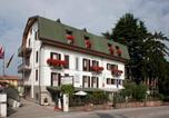 Hôtel Province de Varèse - Hotel Ungheria Varese 1946