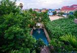 Hôtel Cambodge - Yolo Hostel-2