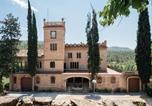 Location vacances Cardona - Modern Mansion in Castellnou de Bages near Forest-1