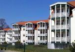 Hôtel Zempin - Ferienwohnung strandnah mit Balkon-2
