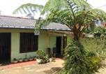Villages vacances Kitulgala - Golden Hostel-1