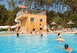 Camping Saint-Michel-Escalus - Les Cottages de Leon