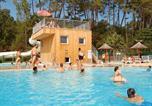 Camping avec Ambiance club Vielle-Saint-Girons - Les Cottages de Leon-1