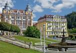 Location vacances Mariánské Lázně - Апартаменты Sandra в центре города Марианские Лазни-4