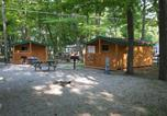 Villages vacances Green Lake - Plymouth Rock Camping Resort Studio Cabin 2-1