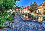 Hôtel Azerbaïdjan - F-Garden Hotel Sheki-1