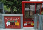 Hôtel Loèche-les-Bains - Hotel Alex-3