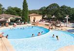 Camping avec Spa & balnéo Ardèche - Camping Les Cruses-3