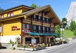 Hôtel Grindelwald - Hotel Bellevue Pinte-1