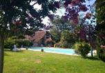 Location vacances Crouseilles - Domaine Oustau Cassou Chez Yanou et Yanetto-4