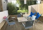 Location vacances Kerlouan - Maison d'une chambre a Brignogan Plage avec terrasse amenagee et Wifi-2