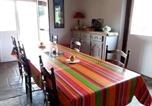 Location vacances Bidarray - House with 3 bedrooms in Itxassou with furnished terrace and Wifi 25 km from the beach-4
