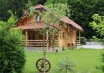 Location vacances Klanjec - Drvena Hižica-1